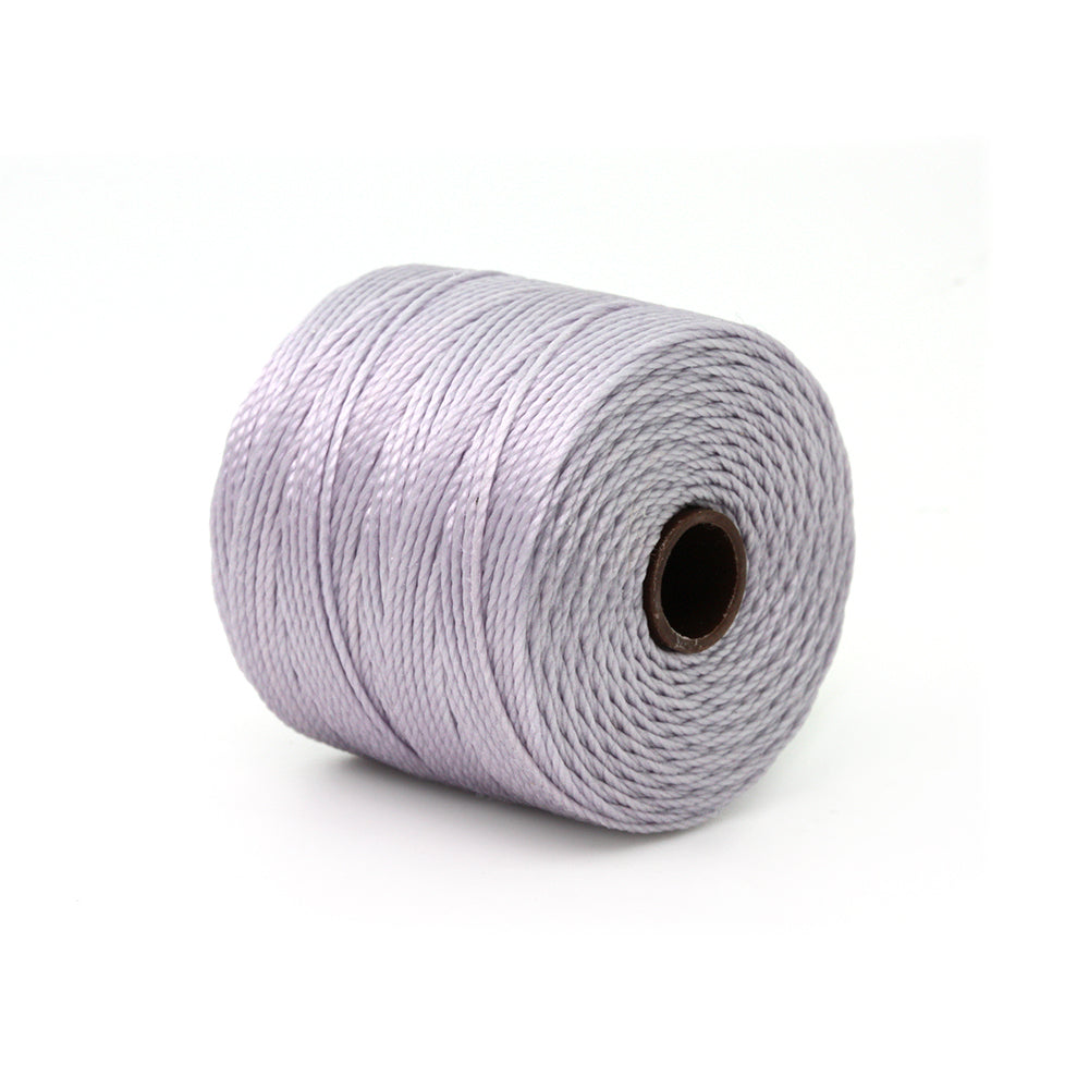 S-Lon Bead Cord Lavender 70m - Pack of 1