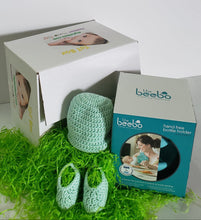 "Load image into Gallery viewer, Tot Box #1: ""Newborn Tot Box"", for newborn babies ages 0-3 months"