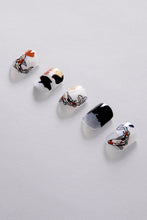 Load image into Gallery viewer, kirafeine gel nail stickers - 9 packs bundle. koi sauce nails