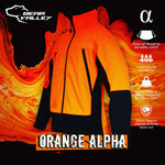 Orange ALPHA Jacket