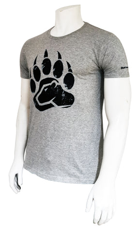 BearClaw Tee - Grey/Black
