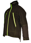 Black & Lime ALPHA Jacket