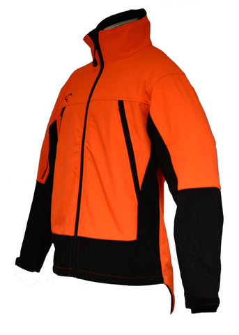 Orange ALPHA Jacket - Bear Valley Company Ltd