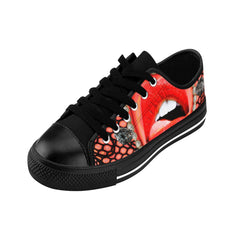 Open your mouth! Women's Sneakers