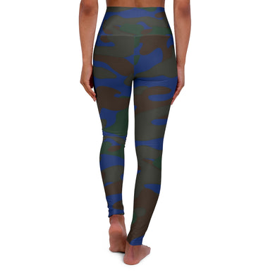 Como dark, High Waisted Yoga Leggings