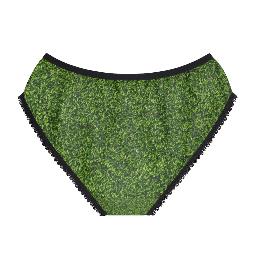 Mowe my lawn.  Women's Briefs
