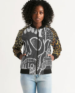 Holla diablo Women's Bomber Jacket