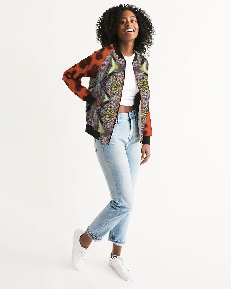 World Women's Bomber Jacket
