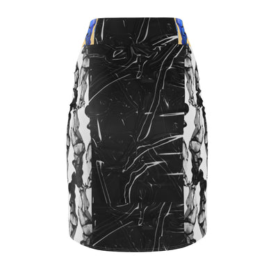 Safe word, Women's Pencil Skirt