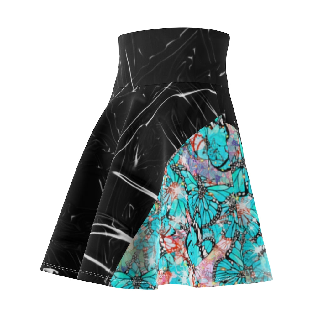 Butterflys, Women's Skater Skirt