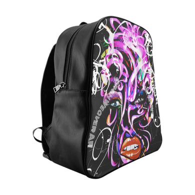 wow, School Backpack