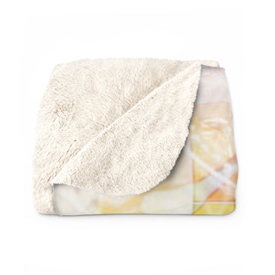 Just for Karen, Sherpa Fleece Blanket