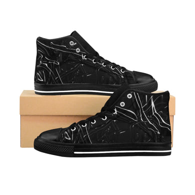 Sick Girl. Women's High-top Sneakers