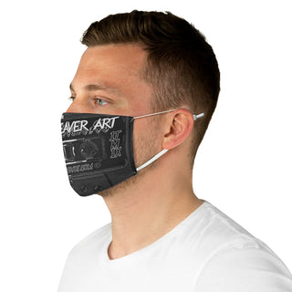 Mix tape,Fabric Face Mask