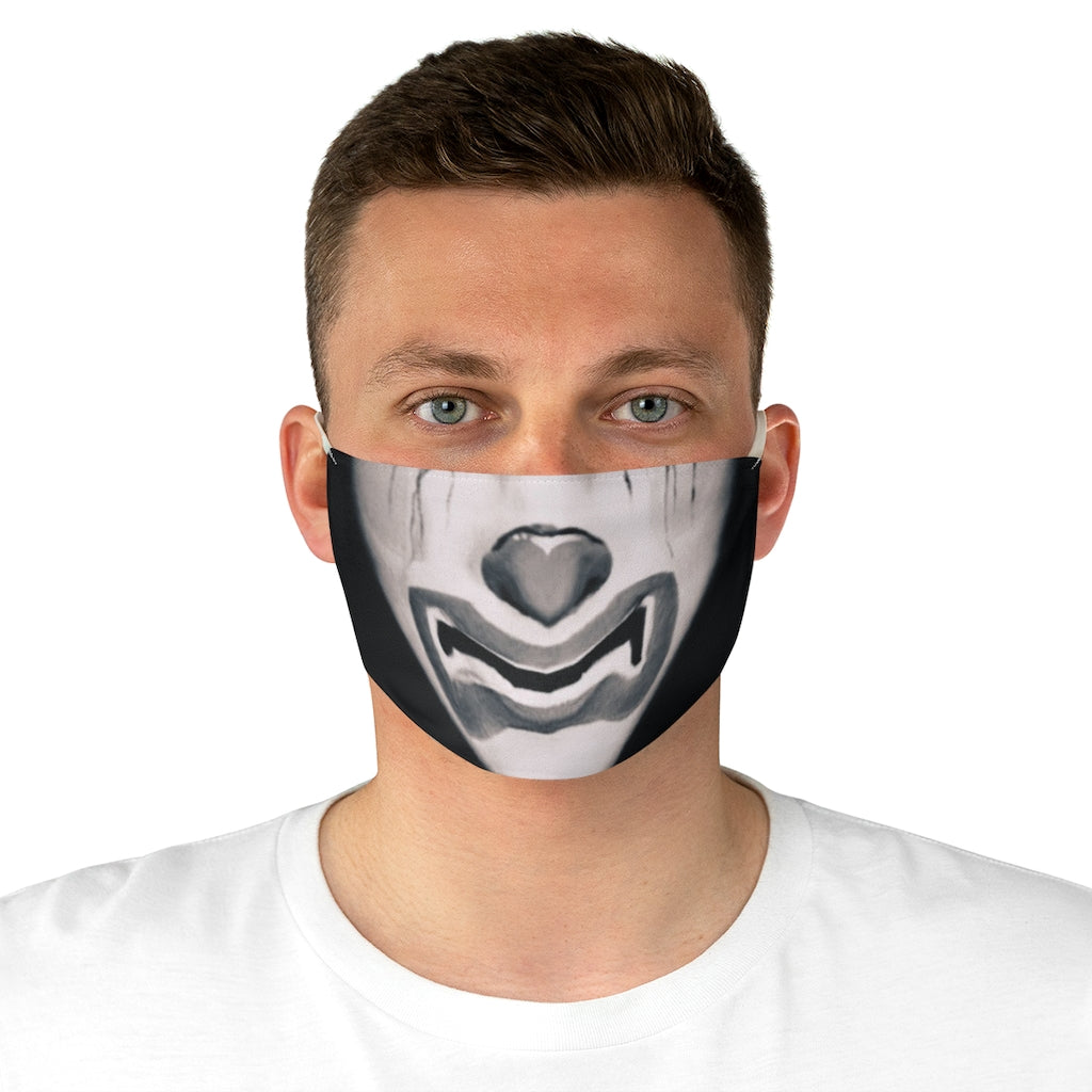 your face here!! Fabric Face Mask