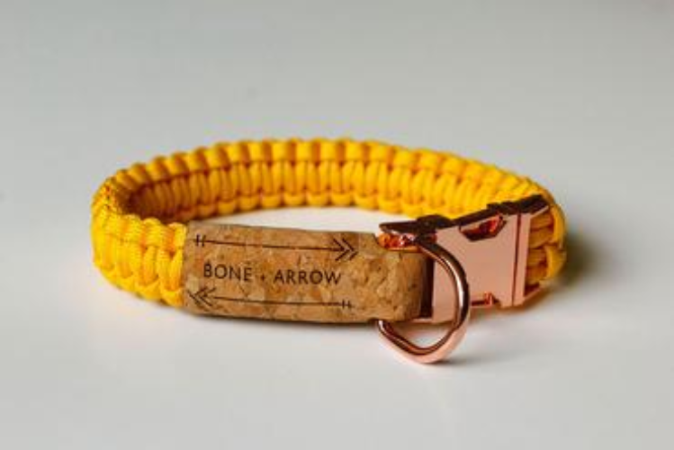 BONE+ARROW COTTAGE CLIP COLLAR 10