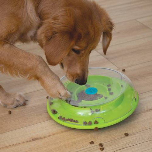 NINA DOG WOBBLE BOWL PUZZLE MULTI