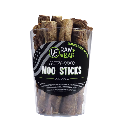 VE RAW BAR FD MOO STICKS BULK