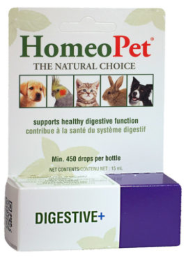 HOMEOPET DIGESTIVE+ 15ML