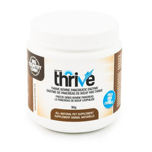 BCR THRIVE BOVINE PANCREATIC ENZYME 90G
