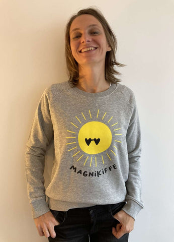 LE SWEAT MAGNIKIFFE DES DAMES