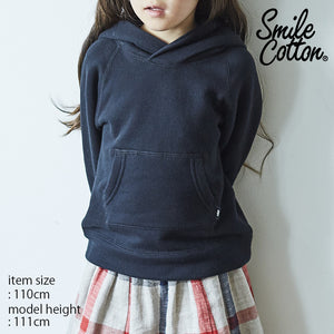 Smile Cotton French Terry hoodie