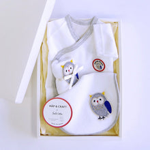 Load image into Gallery viewer, 3-pcs SmileCotton Baby gifts set