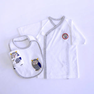 3-pcs SmileCotton Baby gifts set