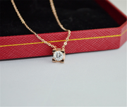Rhinestones Crystal Beaded Pearl Earrings