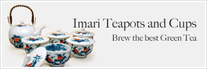 Japanese Teapots and Cups