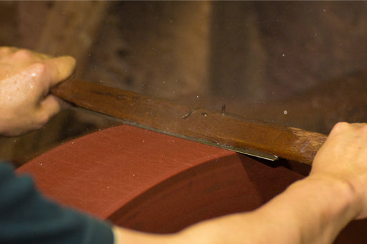 Traditional Japanese Sakai Knife Making