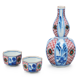 Landscape Design Sake Sets