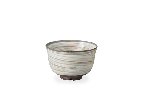 Higher Brush Mino Ware Matcha Bowl