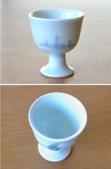 Kingfisher Arita Porcelain Sake Set