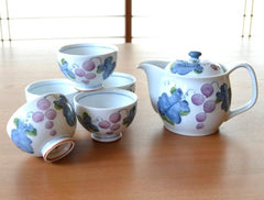 Muscat Arita Porcelain Tea Set