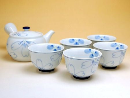Tea Party Arita Porcelain Tea Set