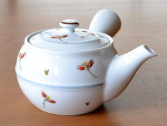 Japanese Rubia Arita Porcelain Tea Set