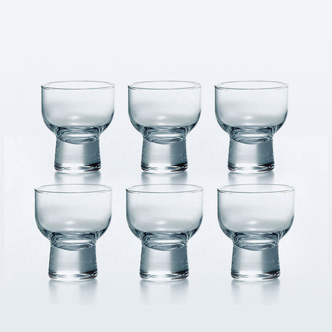 Sori Yanagi Sake Glasses Set of 6
