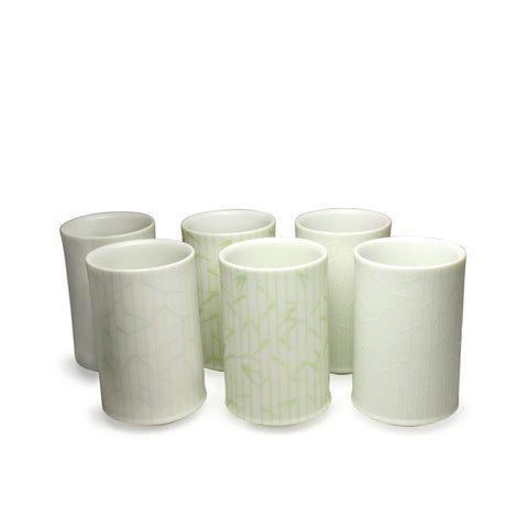 sasasa Sake Cups set of 6