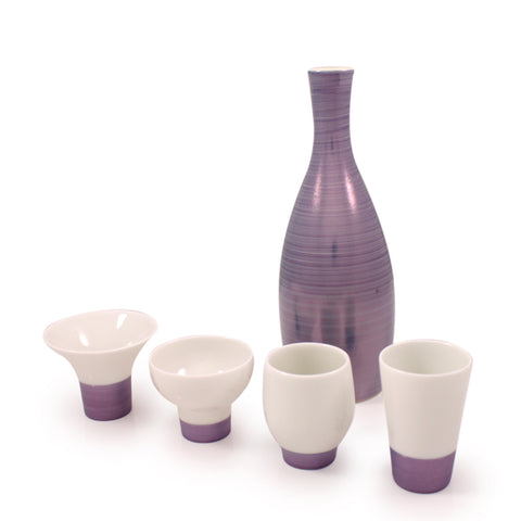 Luster Cool Japan Sake Set Small