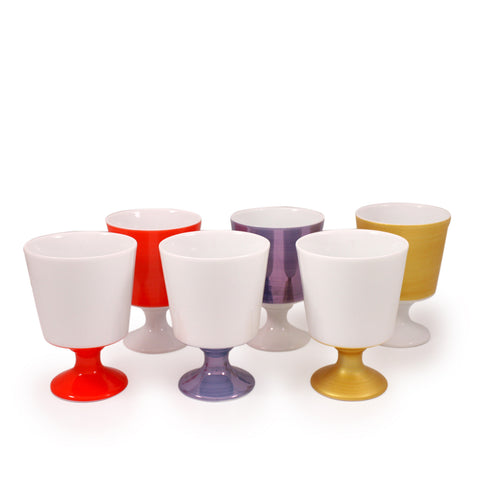 Cool Japan Chalice Sake Cup Set of 6