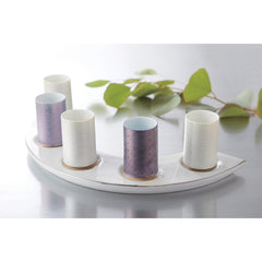 SHINE - Shot Glass Serving Tray Set