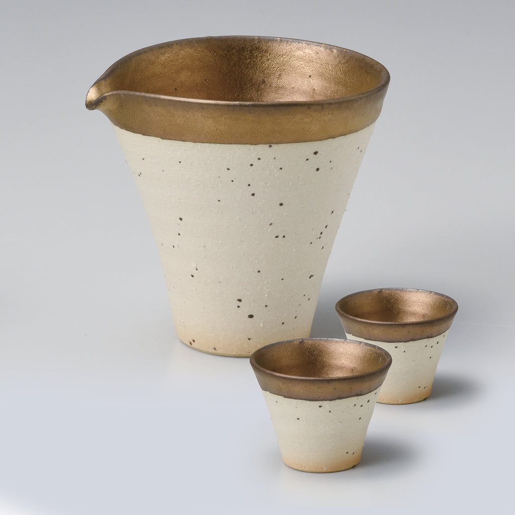 SHIROGANE - Clay of Shigaraki (Earthenware)