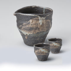 ARAISO - Clay of Shigaraki (Earthenware)