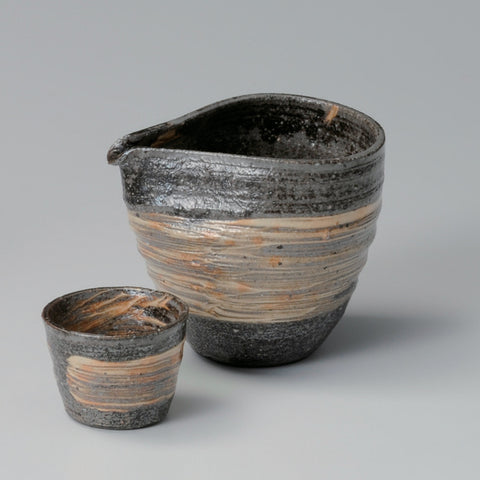 ARAHAKE - Clay of Shigaraki (Earthenware)