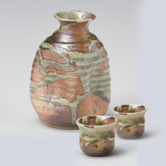 SHIGARAKI - Clay of Shigaraki (Earthenware)