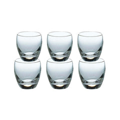 Buds Shaped Cold Sake Glasses Set of 6