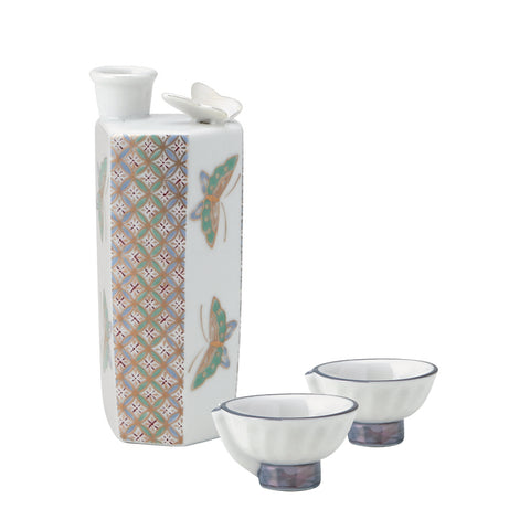 Butterfly - Sound Sake Set