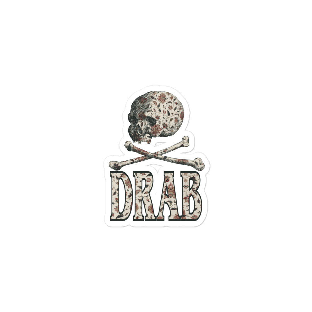 Drab Sticker