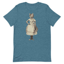 Load image into Gallery viewer, Fille Chat T-Shirt